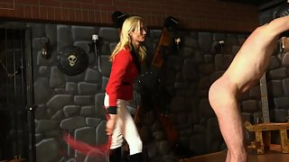Double Punishment In The Cellar