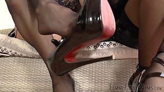 Slave to Feet