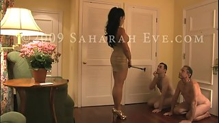 [Saharah Eve] Saharah Says - Mistress Dolly
