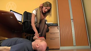 The Office Foot Perv