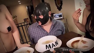 AstroDomina - THE DOMESTIC SLAVE LIFE feat Astrodomina & Katelyn Brooks