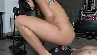 Mistress Gaia - Piss And Enema For My Personal Slave