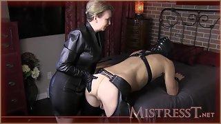 Mistress T - Corporal Punishment For Pervert
