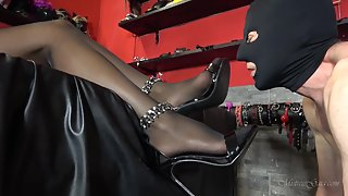 Mistress Gaia - Losers Punishment