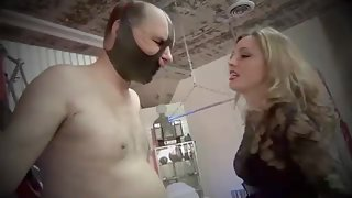 Domnation - BREAKING DOWN YOUR MANHOOD. ONE HARSH SLAP AT A TIME! Starring Mistress Renee Trevi