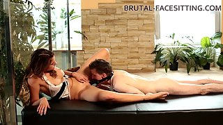Brutal-Facesitting - 01 Ani Blackfox - 19 January 2018