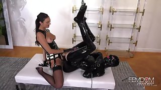 FemdomEmpire - Eliza Ibarra - Mommy's Whore-Hole