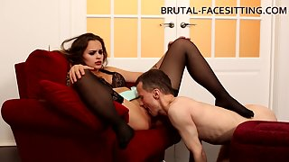 Brutal-Facesitting - 12 Alexa Presley - 23 November 2018