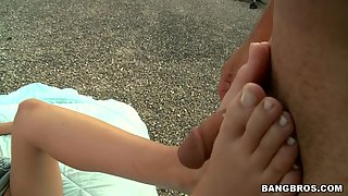 MagicalFeet - Feet Fucking Time! Allie Haze