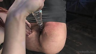 [MenInPain] Claire Adams, totaleurosex