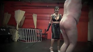 Mistress Maxine - THE ART OF WHIPPING P2