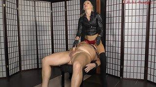 Kinky Handjob - Part 2