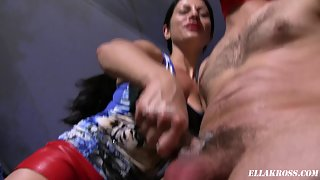 Cock and Ball Torture Drives My Slave Crazy!