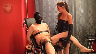 Miss Jane - Gyn Chair Torture