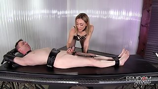 FemdomEmpire - Helpless Hand Humper