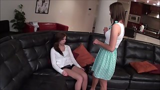 [TheFootInfatuation] Ashley's Mindless Obedient FootSlave