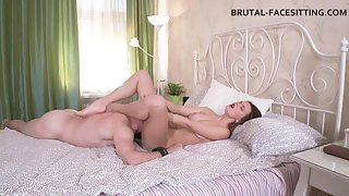 Brutal-Facesitting - 04 Lola Shine - 2016