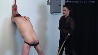 LadyRochester - 100 Strokes Judicial Caning