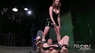 FemdomEmpire - Trained To Please Woman