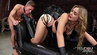 BlaireWilliams - Amazonian Boot Cleaning