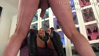 Nikki - I Like Kicking Men In The Balls