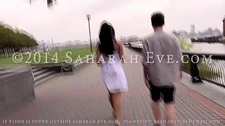 [Saharah Eve] GWB Leash Walk - voiceover