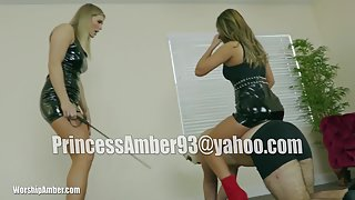 Worship Amber - Whipped Into The Ground