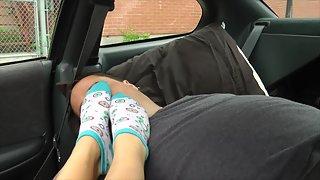 Dream Girls In Socks - Cassandra's Financial Humiliation