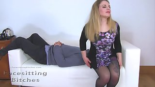 Amy - Staff Room Smother