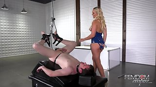 FemdomEmpire - All Boys Swallow