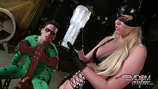 FemdomEmpire - Riddle Me This