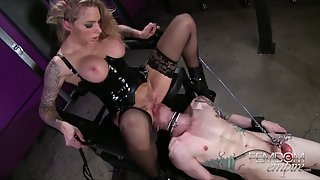 FemdomEmpire - Pussy Whipped Pet