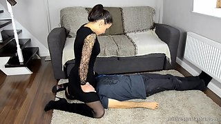 Lexa - Human Carpet for Pleasure