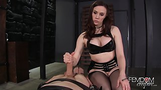 ChanelPreston - Tease, Denial, Abuse