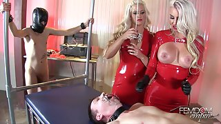 Slave Milking Ceremony