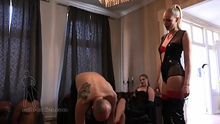 Cloe & Madita - Whipped For Her Pleasure
