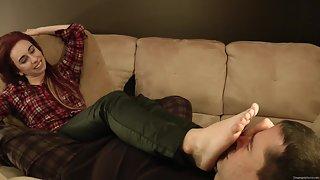 Dream Girls In Socks - Fiona's Starflix Experience