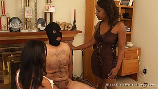 [Black Girls White Slaves] You can Cum Nah Forget It
