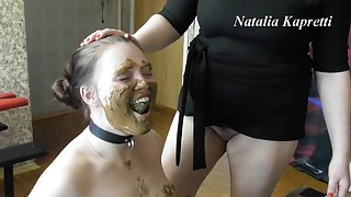[Natalia Kapretti] Eat my tasty shit, my happy toilet