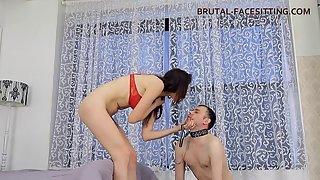 Brutal-Facesitting - 09 Anabella - 2016