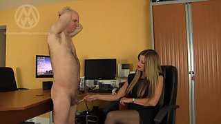 Office Pervert's Punishment