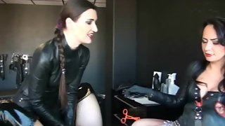 Lady Victoria Valente - Male Anal Hooker part 2