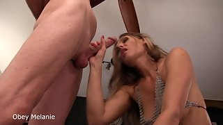 Obey Melanie - Fuck And Eat Cum
