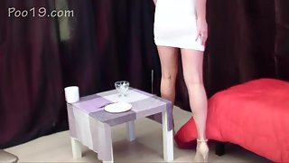 Milana Smelly - New girl Alice 30 years old height 181