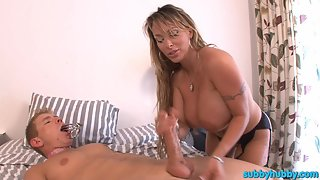 SubbyHubby - Holly Halston Cruel Mother In Law (part 6)