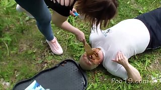 Milana Smelly - Shit-Dog for 5 girls