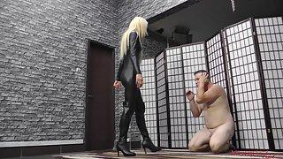 Cruel Mistresses - The Worst Facekicks