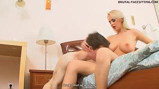 Brutal-Facesitting - Anna - 2010 3