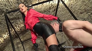 The price of leather worship - part 2