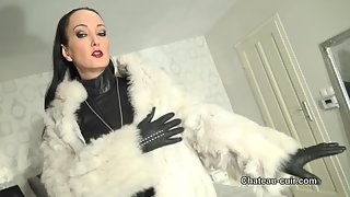 Fur and leather JOI